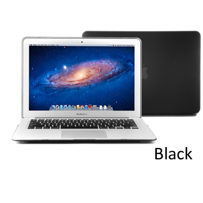 Crystal HARD CASE obal MacBook Air 13 black