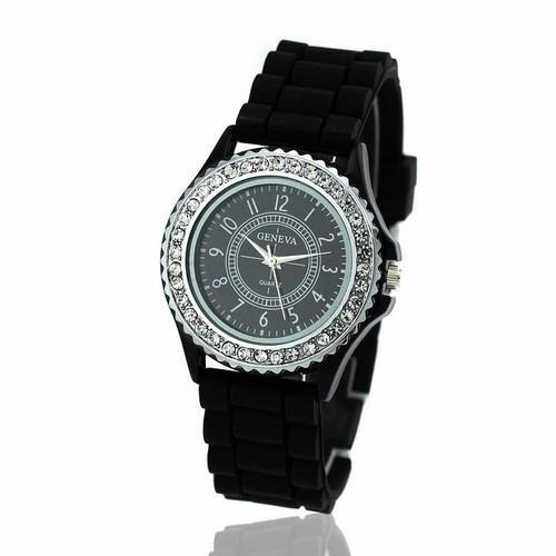 13c0321a8 Dámske hodinky | Dámske hodinky GENEVA BLACK | jeej.sk