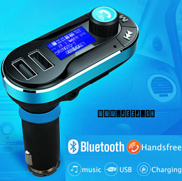 Handsfree MP3 Transmitter s USB