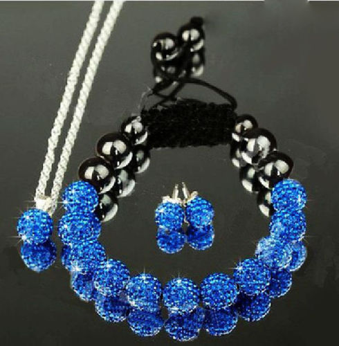 SHAMBALA set ROYAL BLUE