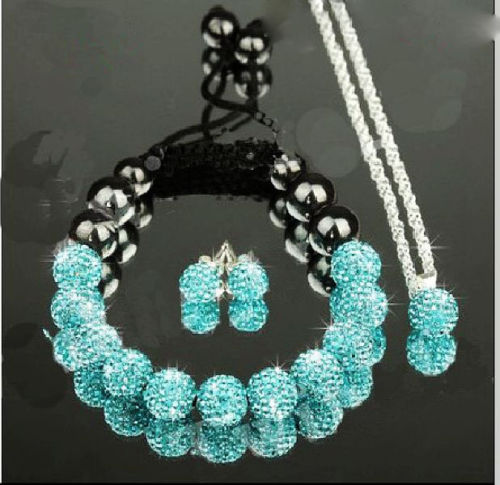 SHAMBALA set SEA BLUE